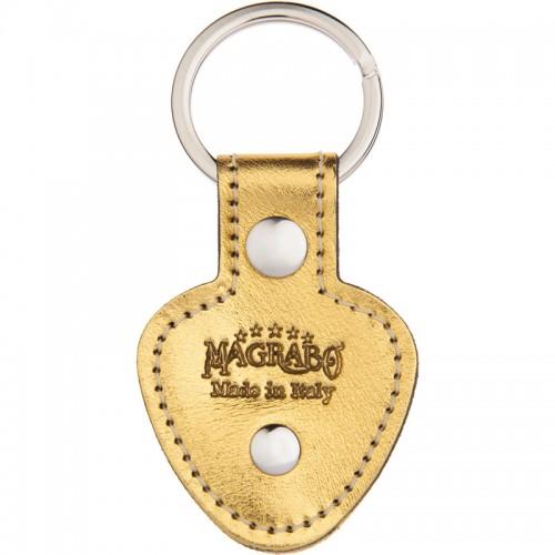 Portachiavi KC1 Metallic Gold
