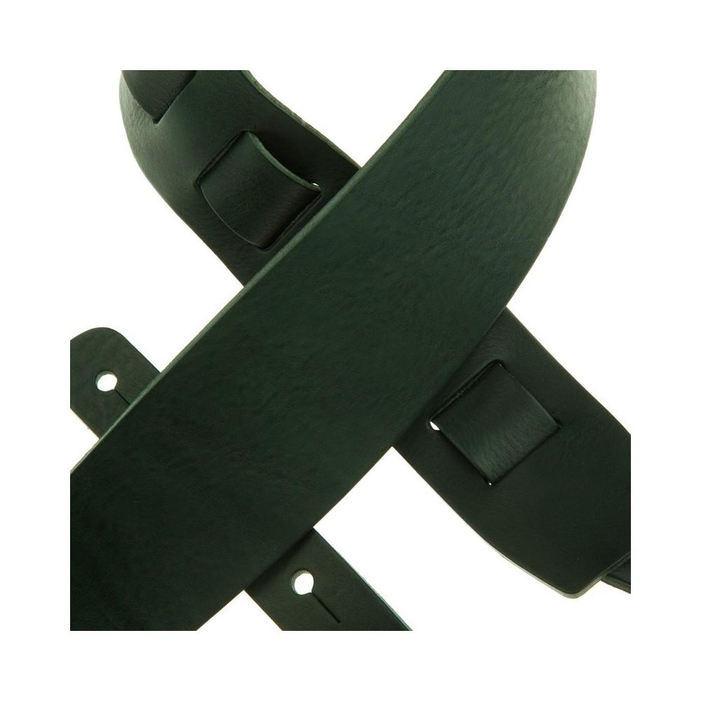 Magrabò Guitar Straps HC Core Verde Scuro 8 cm