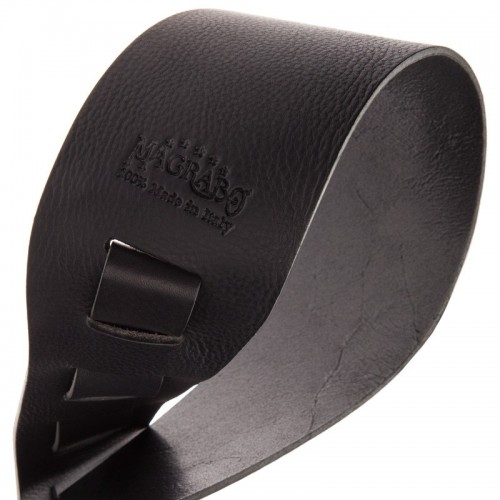 Magrabò Guitar Straps HC Core Nero 8 cm