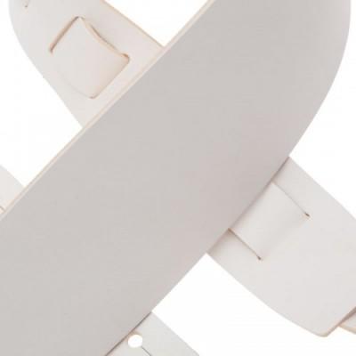 Magrabò Guitar Straps HC Core Bianco 10 cm