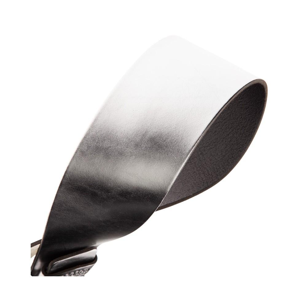 Twin Buckle TC Metallic Silver 7 cm fibbie Meccano Argento