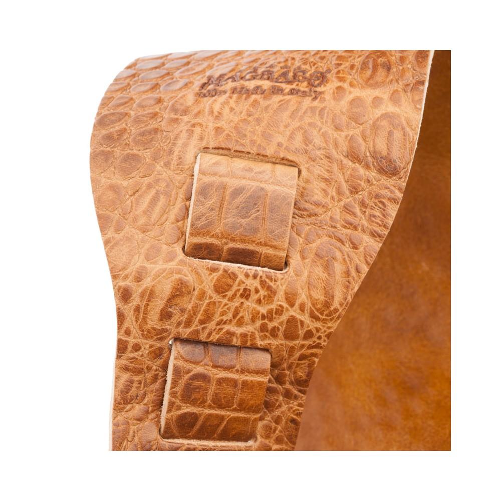 Holes HC Embossed Cocco Pros Marrone 10 cm