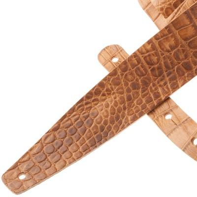 Holes HC Embossed Cocco Pros Marrone 6 cm