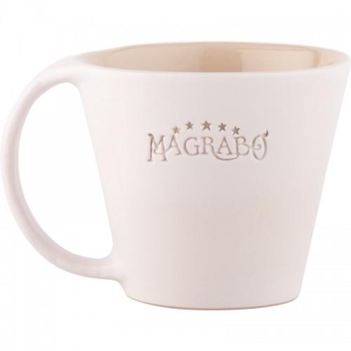 MUG Magrabò tazza in Grès Bianco by Ceramiche Bucci