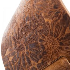 Holes HC Embossed Spring Marrone Chiaro 8 cm