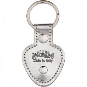Keychain KC1 Metallic Silver