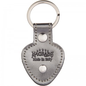 Keychain KC1 Metallic Steel
