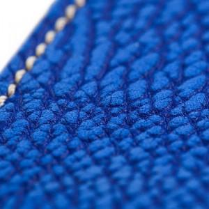 Holes HS Textured Nabuck Tex Blu Elettrico 8 cm