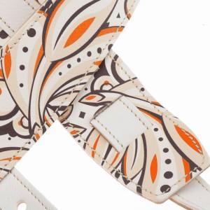 Holes HS Print Graphic 01 Orange 6 cm