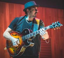 Egidio Marchitelli Magrabò Guitar Straps