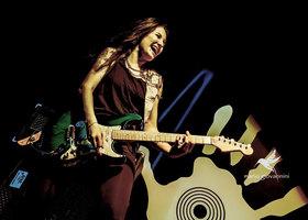 Anna Greta Giannotti Magrabò Guitar Straps