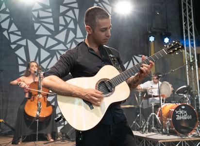 Pierangelo Mugavero Marabò Guitar Straps