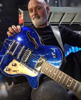 Chicco Gussoni Magrabò Guitar Straps